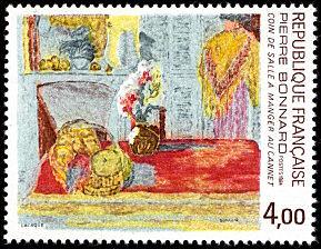 Pierre Bonnard 1867-1947 - «Coin de salle à manger au Cannet ...