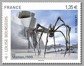 Image du timbre Louise Bourgeois - Maman, 1999