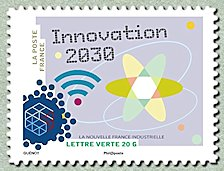 Image du timbre Innovation