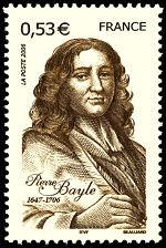 Pierre Bayle 1647-1706 - Timbre de 2006