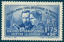 Pierre et Marie Curie découvrent le radium - Union internationale ...