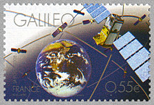 Image du timbre Galileo