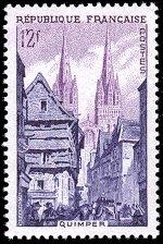 S ries de timbres - Saint maclou quimper ...