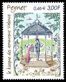 Rsultat de recherche dimages pour amoureux de peynet timbres