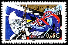 Image du timbre Sidney Bechet 1897-1959