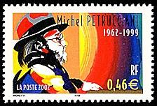 Image du timbre Michel Petrucciani 1962-1999