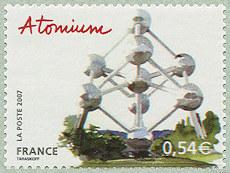 A Bruxelles ... Bruxelles_Atomium_2007