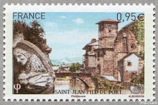 Saint jean pied de port les chemins de saint jacques de - Saint jean pied de port saint jacques de compostelle ...