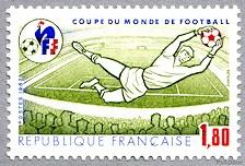 Coupe du monde de football timbre de 1982 - Coupe du monde de foot 1982 ...